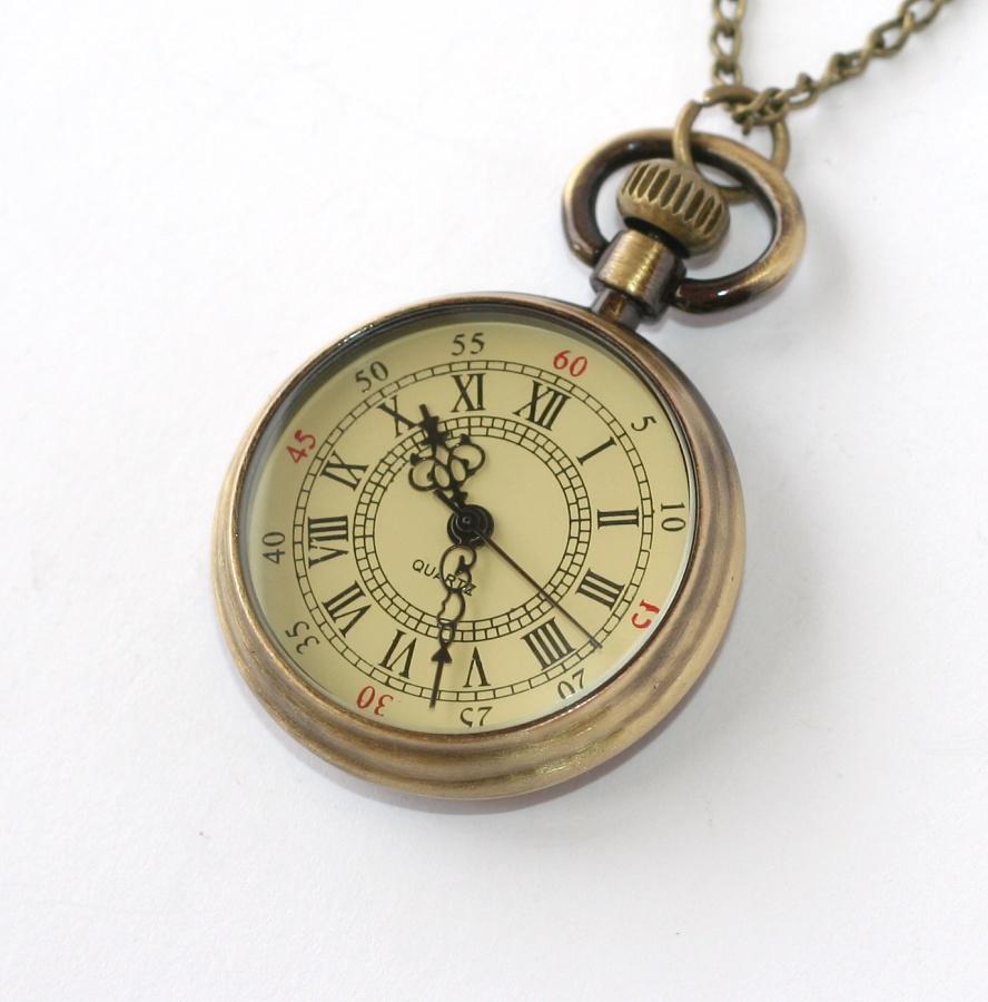 8470c46f5 MR kapesní hodinky na řetízku - Retro, Antique, Exquisite Open Face 1205