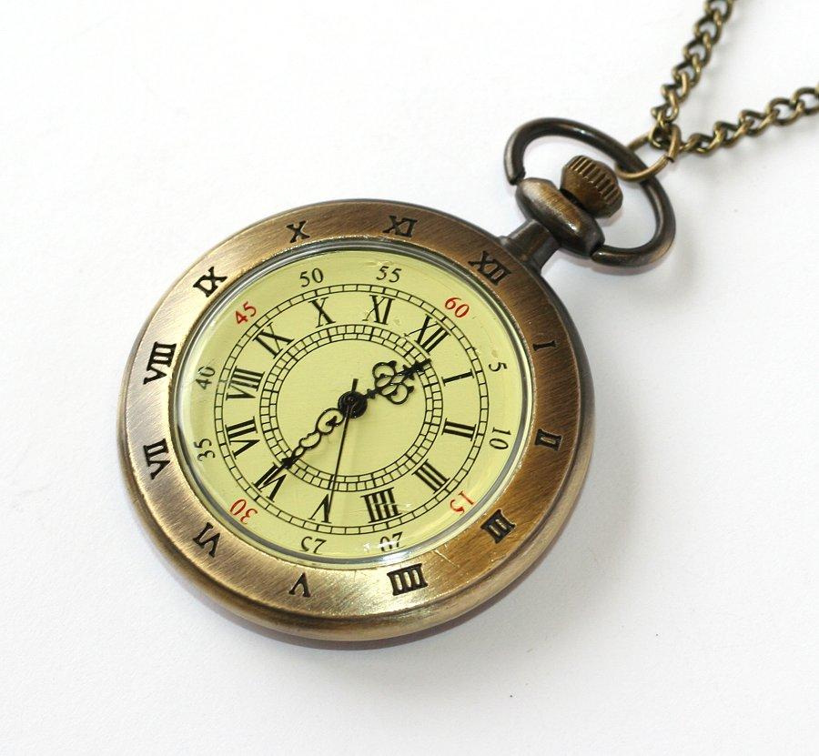 68cf6f0fe MR kapesní hodinky na řetízku - Retro, Vintage, Antique 1786 ...