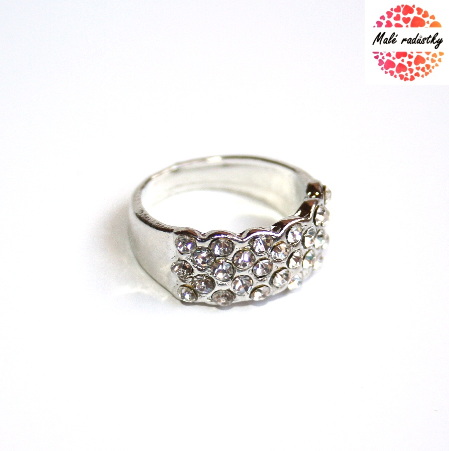 Prsten Fashion Jewerly - Silver beauty 173