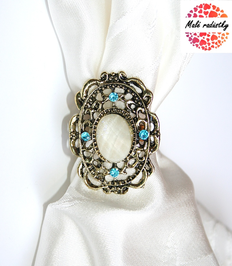 Prsten Fashion Jewerly - Retro queen 185