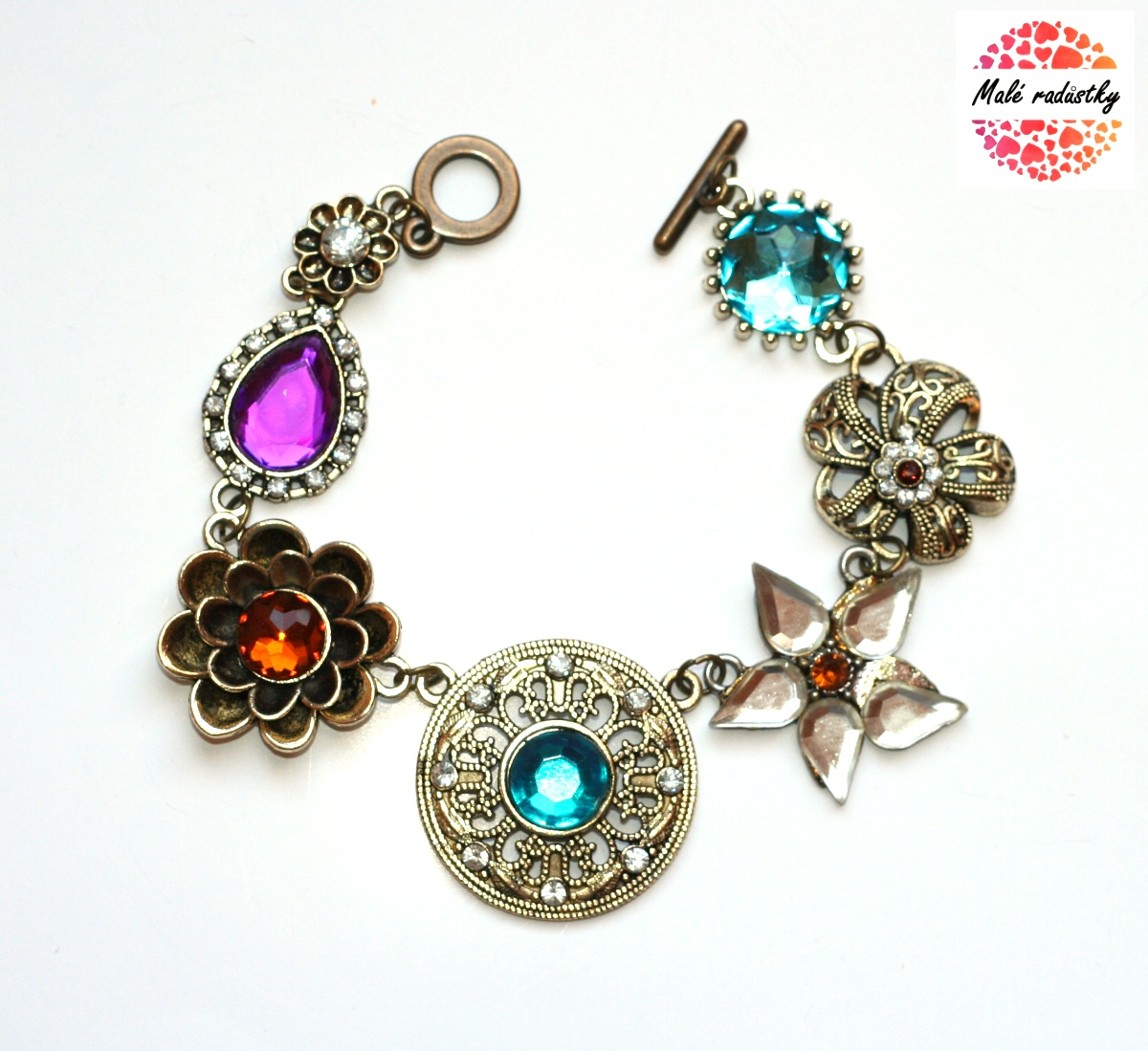Náramek Fashion Jewerly - Vintage 075