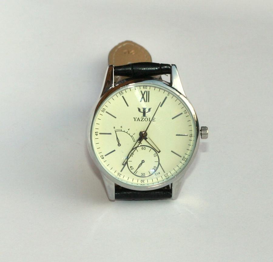MR pánské hodinky - Elegantní podnikatel Yazole 1016 a75591acf15