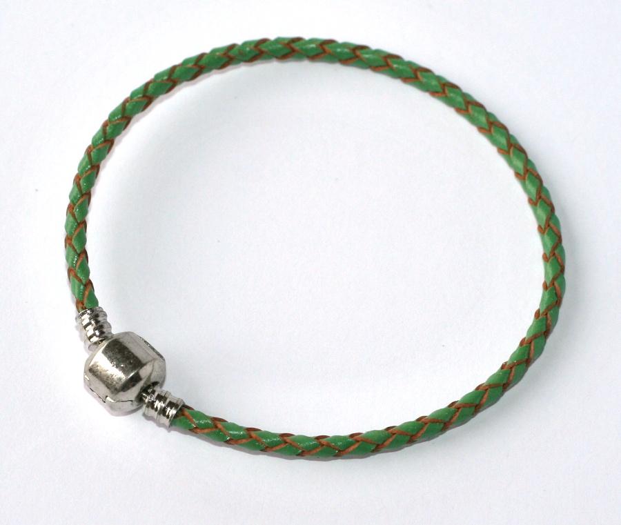 Náramek Fashion Jewerly (20 cm) - náramek kožený 754  790f34f5601