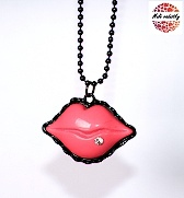 Náhrdelník Fashion Jewerly - Pink kiss 011
