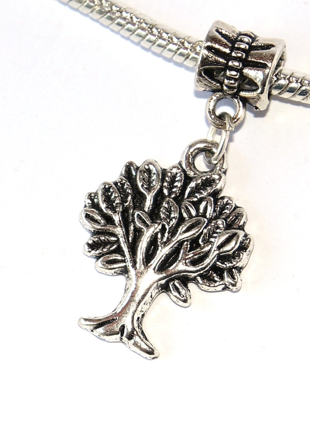 Korálek Fashion Jewerly - Přívěsek Strom života, Tree of Life 2375