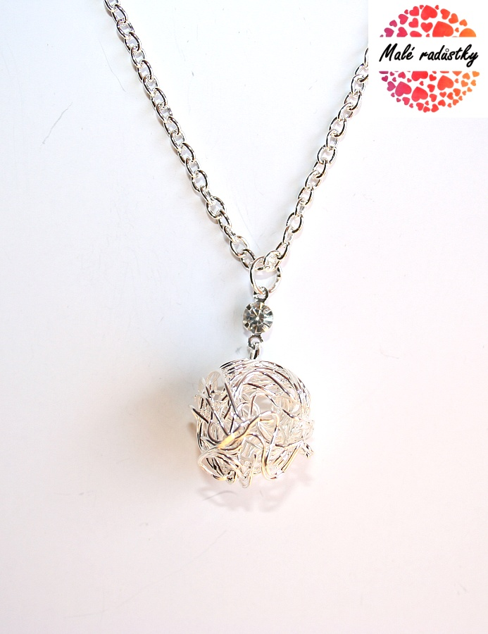 Řetízek Fashion Jewerly - Kulička 290