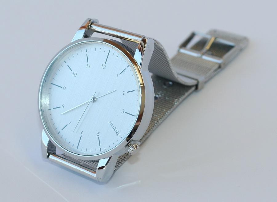 Fashion Jewerly Pánské hodinky - Elegantní bussinesman 1499  d2abb9ab239