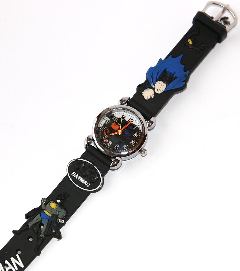 Dětské hodinky Fashion Jewerly - Netopýří muž aa3df0fb31