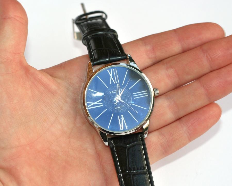 MR pánské hodinky - Elegantní podnikatel Yazole 1015  88fcebad1ec